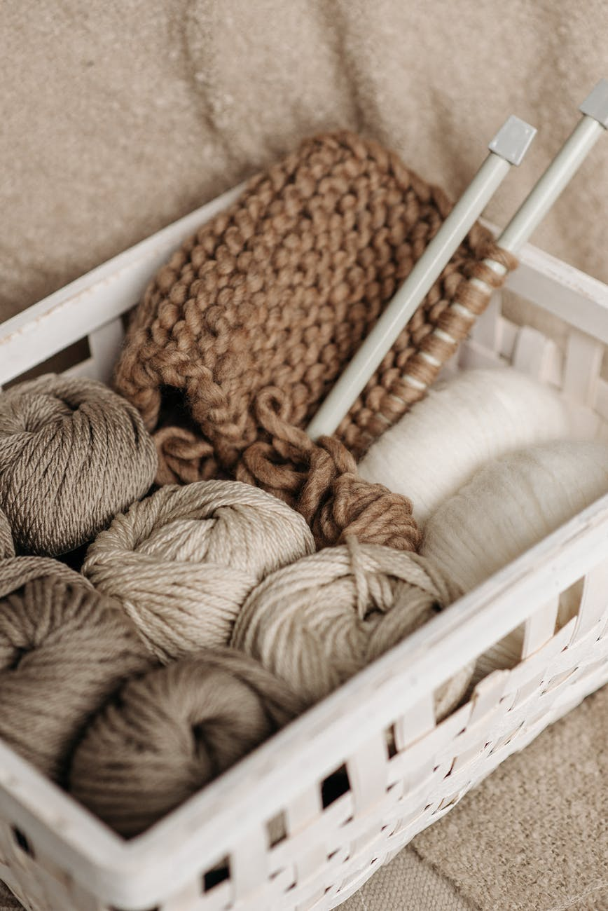 Can I make a living from selling wool and fromknitting?